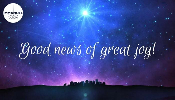 good news SOLIOQUY
