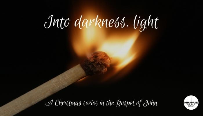 Into Darkness, Light – Soliloquy